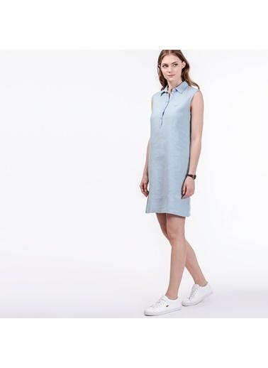 Kolsuz Kısa Elbise-Lacoste